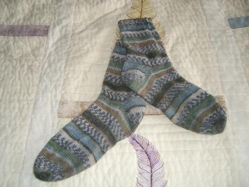 My Very First Socks