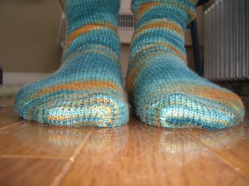 Caribbean Socks