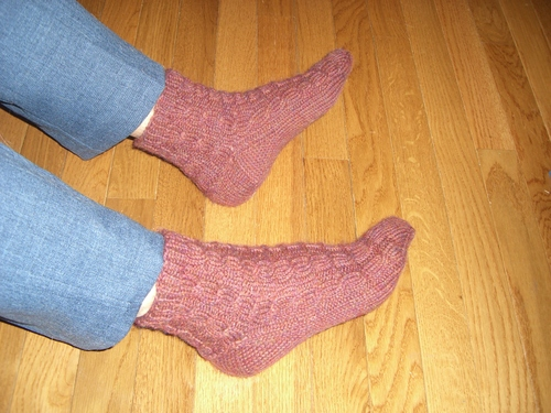 Spanish Dancer Socks