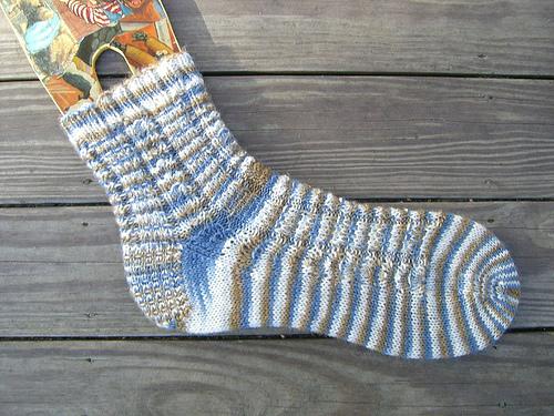 Thistle Socks